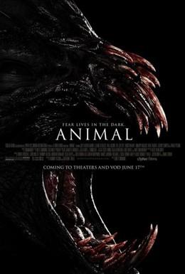 Постер фильма Животное (2014)