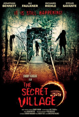 Постер фильма Секретная деревня (2013)