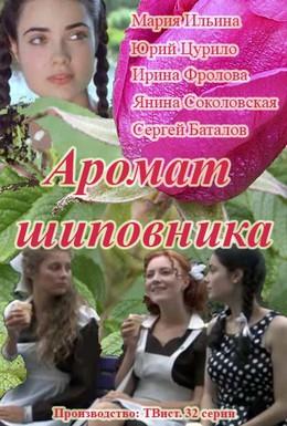 Постер фильма Аромат шиповника (2014)