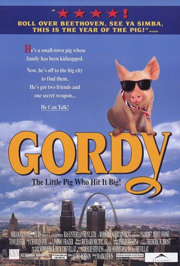 Постер фильма Горди (1995)