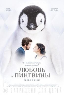 Постер фильма Любовь и пингвины (2016)