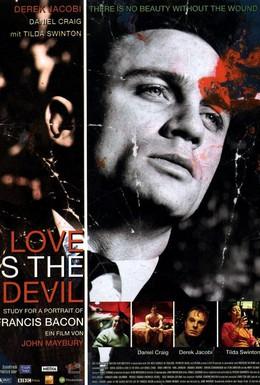 Постер фильма Любовь – это дьявол (1998)