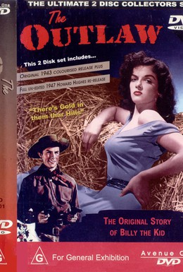 Постер фильма Вне закона (1943)