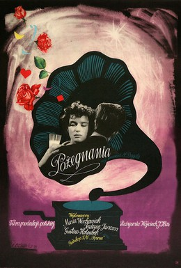 Постер фильма Прощания (1958)