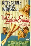 Эта дама в горностае (1948)