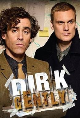 Постер фильма Дирк Джентли (2010)
