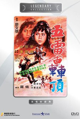 Постер фильма Удар грома (1973)