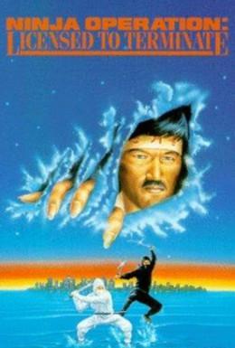 Постер фильма Операция ниндзя: Лицензия на уничтожение (1987)