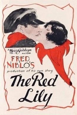 Постер фильма Красная лилия (1924)