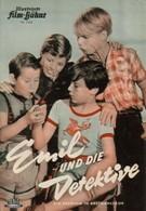 Эмиль и сыщики (1954)