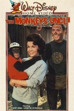 Постер фильма Обезьяний дядюшка (1965)