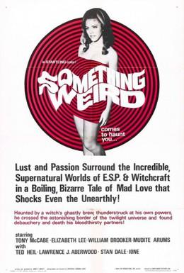Постер фильма Нечто странное (1967)