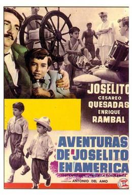 Постер фильма Приключения Хоселито в Америке (1960)