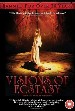 Постер фильма Видения экстаза (1989)