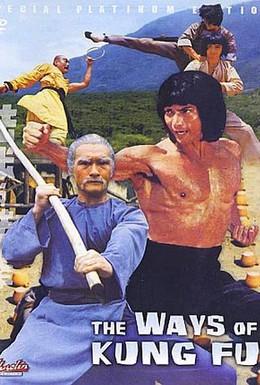 Постер фильма Разные пути кунг-фу (1978)