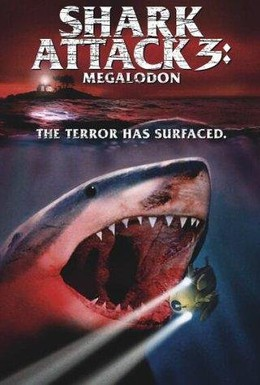Постер фильма Акулы 3: Мегалодон (2002)