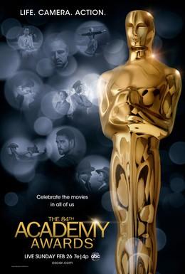 Постер фильма 84-я церемония вручения премии Оскар (2012)