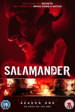Постер фильма Саламандра (2012)