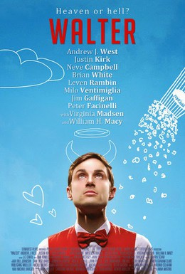 Постер фильма Уолтер (2015)