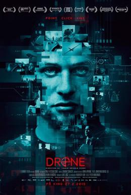Постер фильма Дрон (2014)