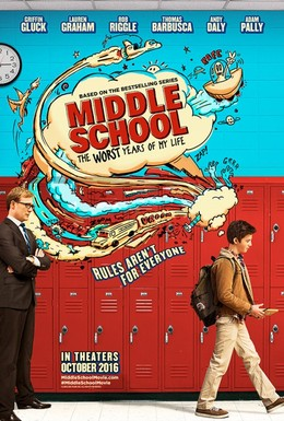 Постер фильма Средняя школа: Худшие годы моей жизни (2016)