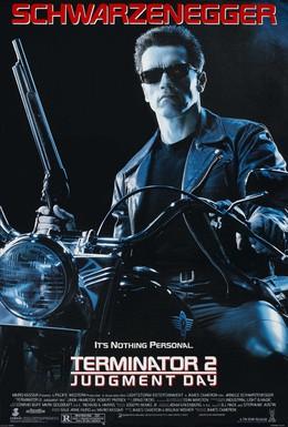 Постер фильма Терминатор 2: Судный день (1991)