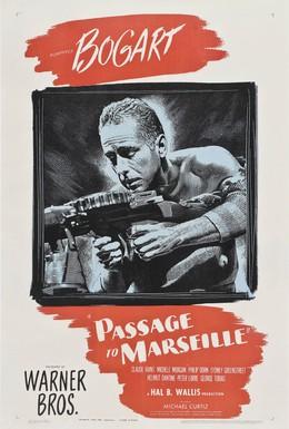 Постер фильма Путь в Марсель (1944)