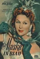 Маска в голубом (1953)