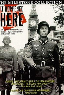 Постер фильма Это случилось здесь (1965)