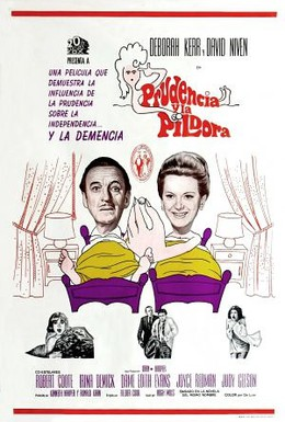 Постер фильма Пруденс и пилюля (1968)