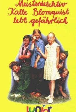 Постер фильма Калле Блумквист – детектив (1996)