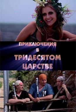 Постер фильма Приключения в Тридесятом царстве (2008)