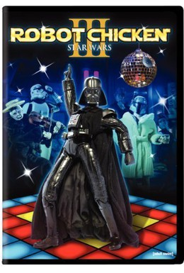 Постер фильма Робоцып: Звездные войны. Эпизод III (2010)