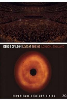 Постер фильма Kings оf Leon - концерт в Лондоне (2009)