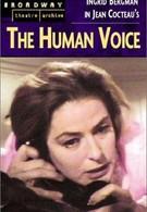 Человеческий голос (1966)
