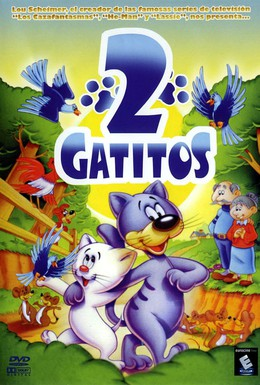 Постер фильма Два котенка (1996)