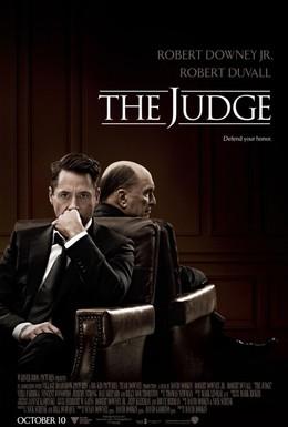 Постер фильма Судья (2014)