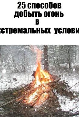 Постер фильма Огонь (2013)
