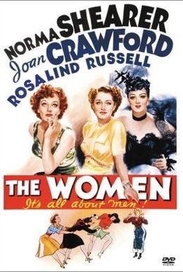 Постер фильма Женщины (1939)