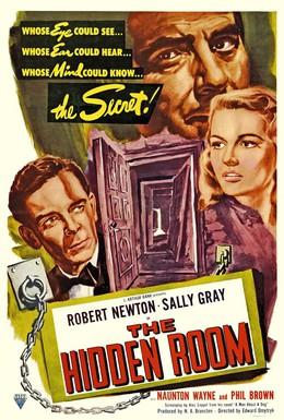 Постер фильма Наваждение (1949)