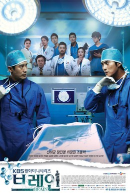 Постер фильма Мозг (2011)