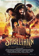 Капитан Саблезуб и сокровища Лама Рама (2014)