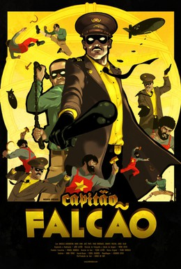 Постер фильма Капитан Фалкан (2014)