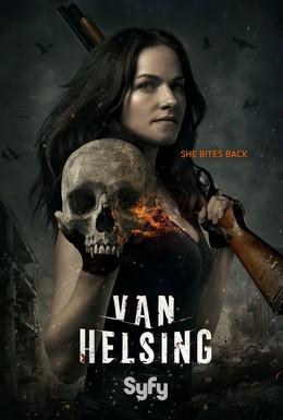 Постер фильма Ван Хельсинг (2016)