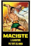 Мацист, самый сильный гладиатор в мире (1962)