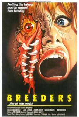 Постер фильма Размножители (1986)
