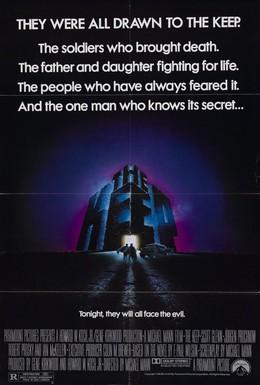Постер фильма Крепость (1983)