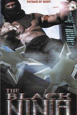 Постер фильма Черный Ниндзя (2003)