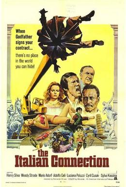 Постер фильма Охота на человека (1972)