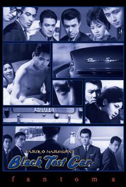 Постер фильма Черный автомобиль (1962)